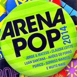 Download Arena Pop 2014 Baixar CD mp3 2014