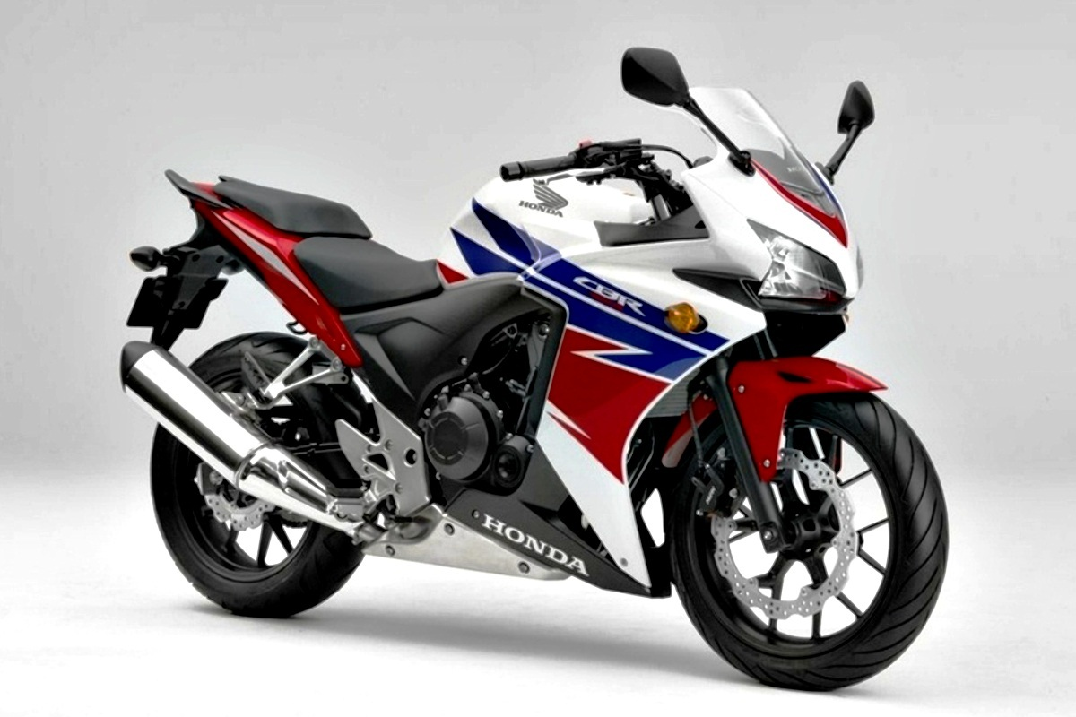 Honda CBR400R. Majalah Otomotif Online