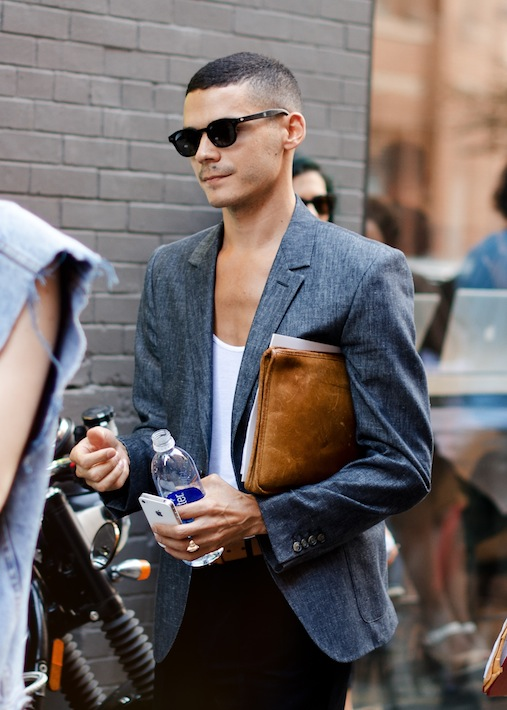 street style fashion for men