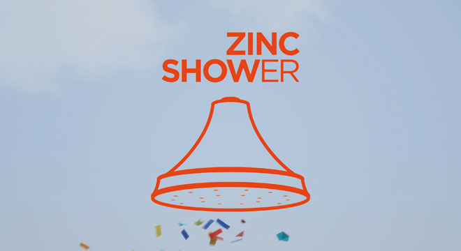 Zinc Shower - cultura y creatividad
