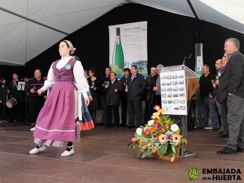 Fiesta de San Antón, presentación de la nueva cosecha de la Denominación de Origen Txakolí de Getaria.