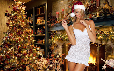 Hot n Sexy Merry Christmas 2015 HD Wallpapers