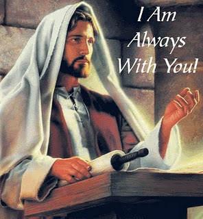 I am Always With you JESUS