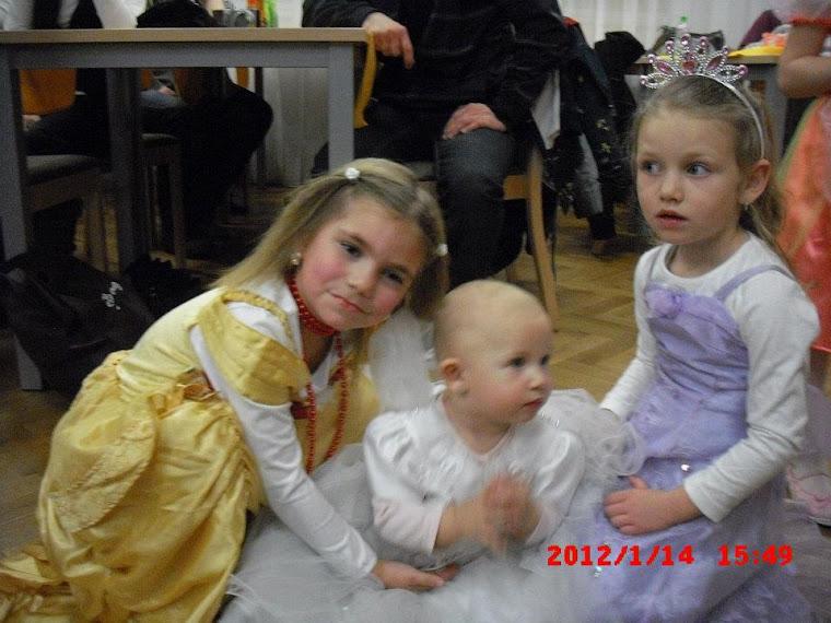 to jsou princezničky na bále