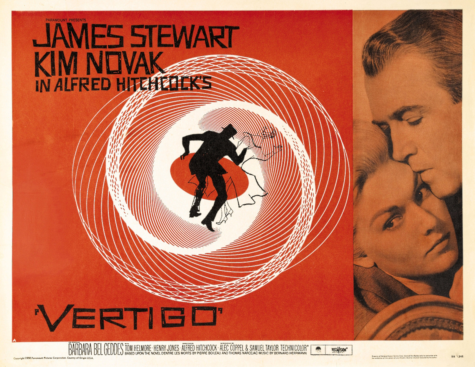 "vertigo narrative ""vertigo"" - alfred hitchcock (1958) in the late 1950s what makes the narrative of vertigo interesting is that the film really has two almost distinct."