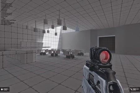 لعبة اطلاق النار Ascend