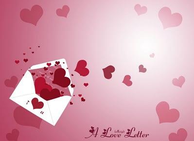 Une lettre d'amour pour elle