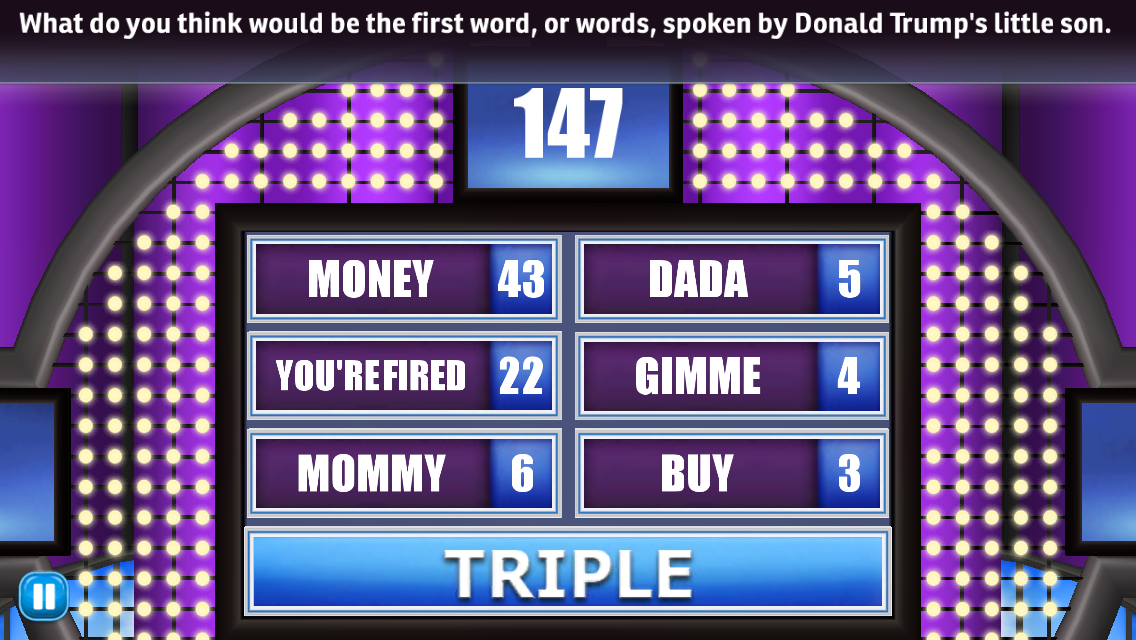 family feud and friends game answers revealed what do you think, Powerpoint