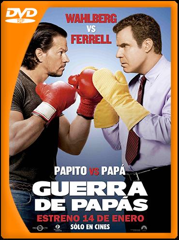 Guerra de Papás (2015) DVDRip Latino