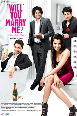 Will You Marry Me? First Look Poster