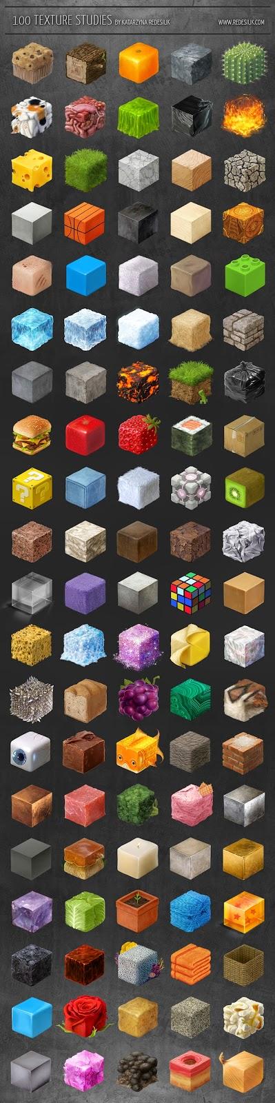 http://vesner.deviantart.com/art/100-texture-studies-360570335