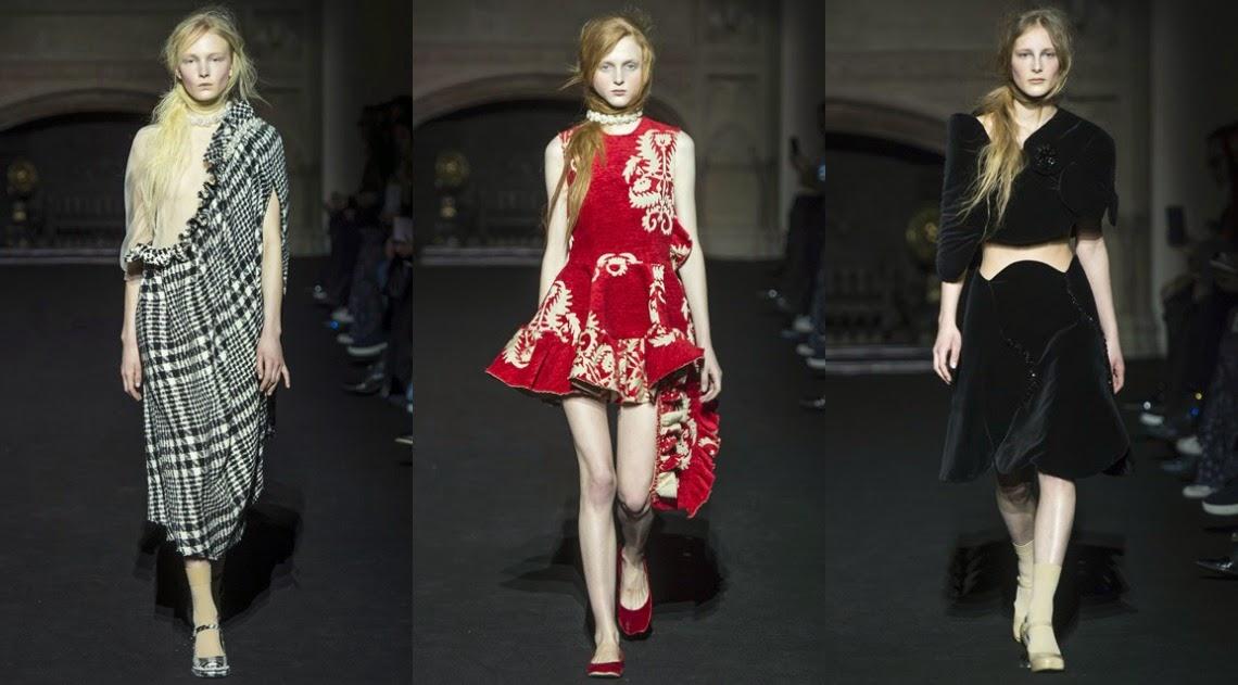 Simone Rocha AW15 London Fashion Week
