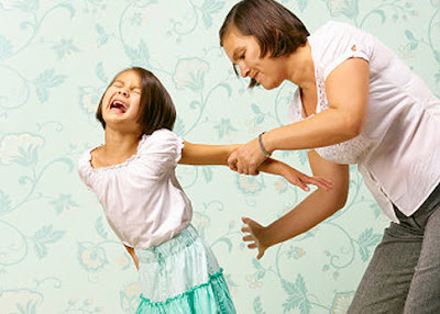 parents should not spank their children Some christians think that a parent should spank their children because they  think the bible tells  jesus taught that the old and the new should not be mixed.