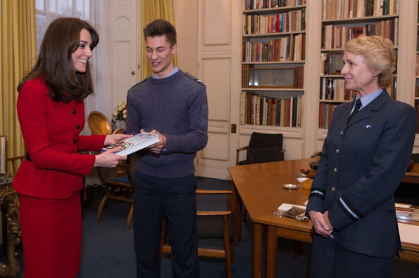 The Duchess Cambridge Received New Patronage From Prince Philip