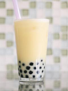 sarapan dengan minum susu segar
