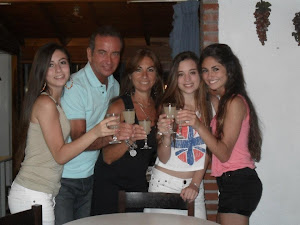 Agradezco la hermosa familia que me toco