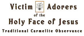 Victims and Adorers of Holy Face of Jesus