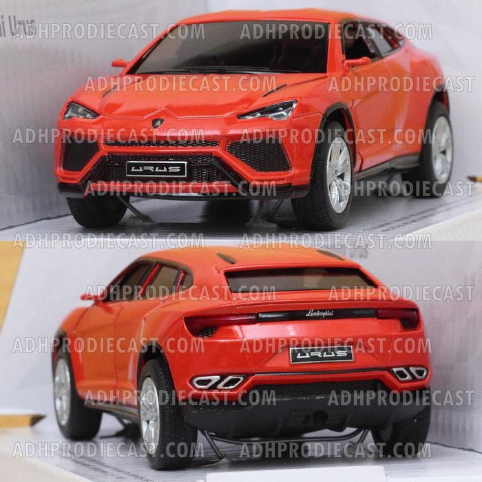 Miniatur Lamborghini Urus (Orange-32K)