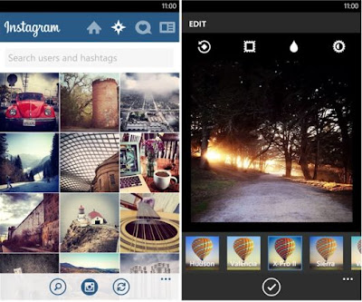 Download Official Instagram Beta App Released for Windows Phone 8