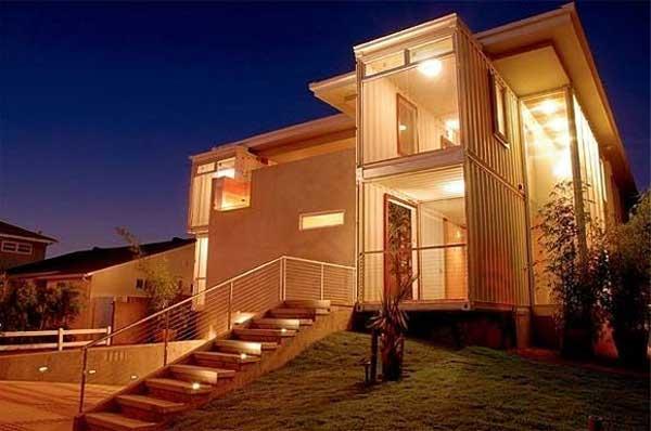 Mcompany style vivir en un contenedor living in a container - Contenedores para vivir ...