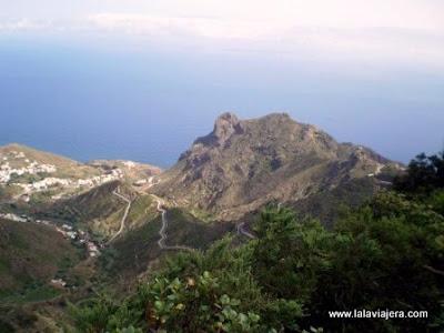 Parque Rural Anaga Mirador Bailadero Tenerife