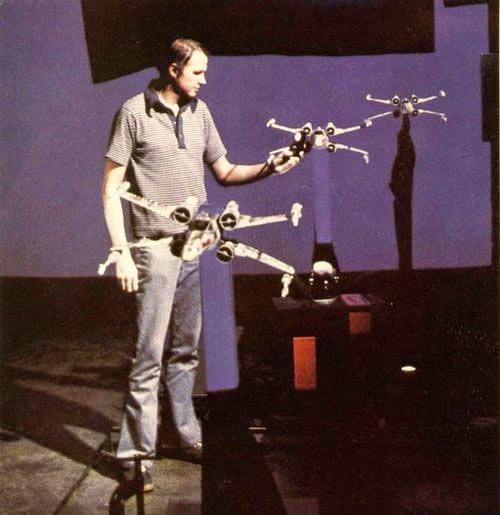 george lucas behind the scenes