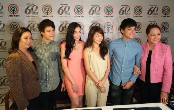 Kathryn, Daniel, Julia and Enrique Renew Contract With ABS-CBN