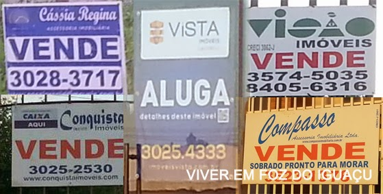 Listagem de Imobiliárias em Foz do Iguaçu