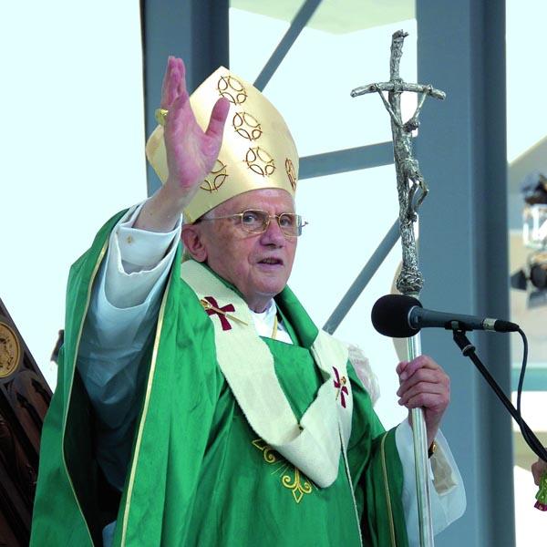 Papa Bento XVI, V Encontro Mundial das Famílias - Valência, Espanha - 2009