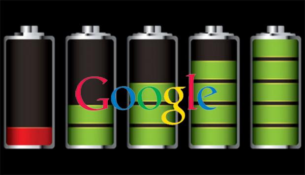 Google trabaja en crear la proxima generacion de baterias de Smartphones