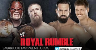 Spoilers for Royal Rumble 2013 PPV Hell No vs Rhodes Scholars Tag Team Championship Match