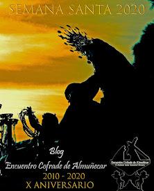 Cartel Anunciador de Semana Santa 2020 de este Blog