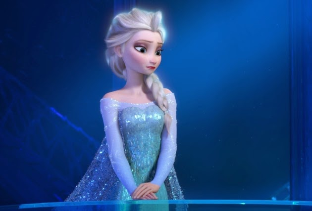 FACT: Elsa was supposed to be a villain