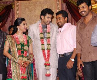 Jayam Ravi Wedding Photos