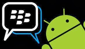 bbm on android pics