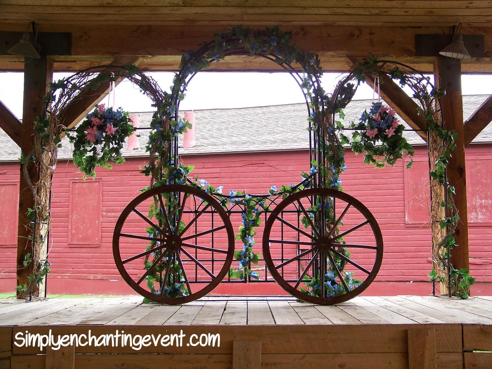 Simply Enchanting Event: Popular Wedding Backdrops
