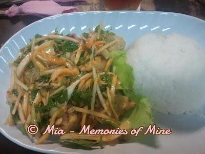Makan Malam @ Asian Cuisine, Likas Plaza