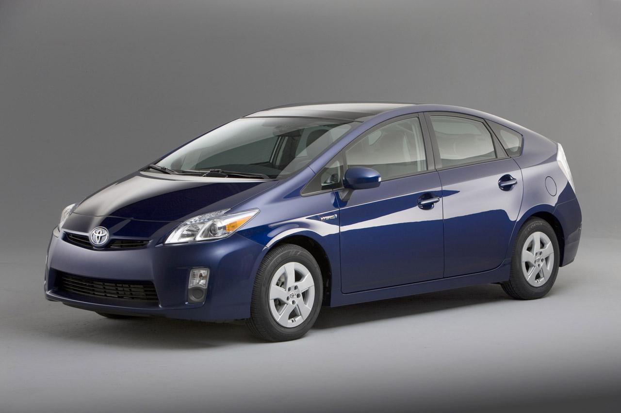 Sunhayoon Blue Toyota Prius
