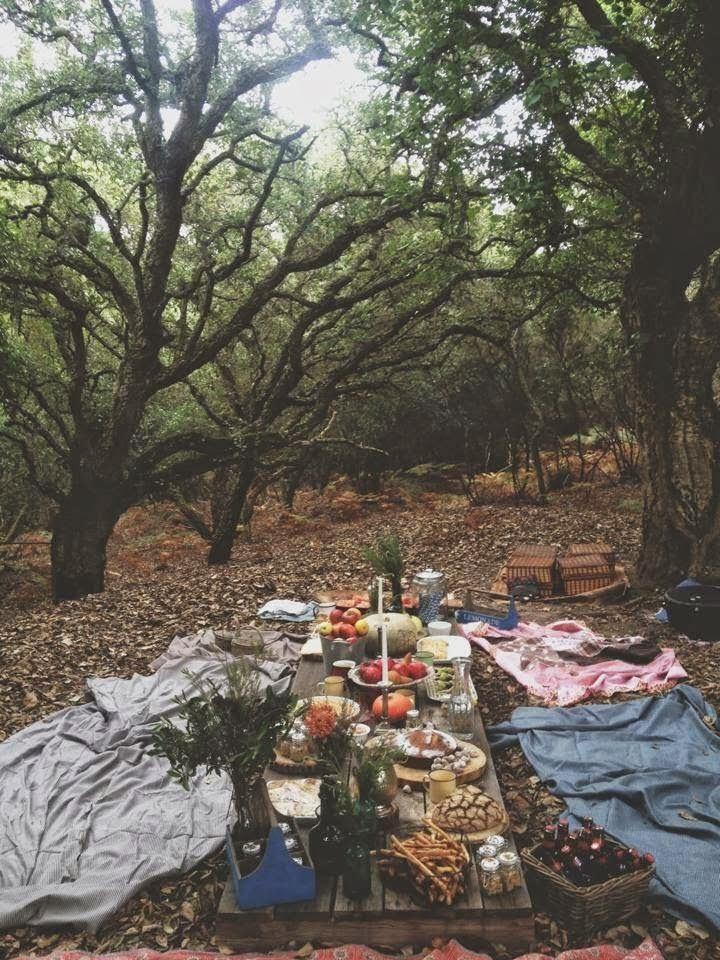 picnic otoñal