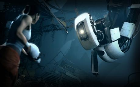 GLaDOS (Portal) - Los mejores robots del mundo de los videojuegos (I)