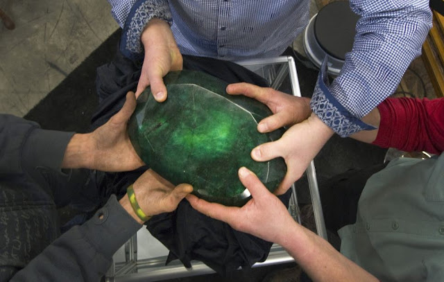 World Largest Emerald
