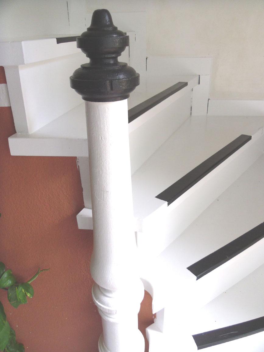 Holztreppe Verschönern unikum der neueste renofünfungswahn diy stairway to heaven
