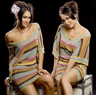 Bella Twins Nicole and Brianna awesome shoot 2013