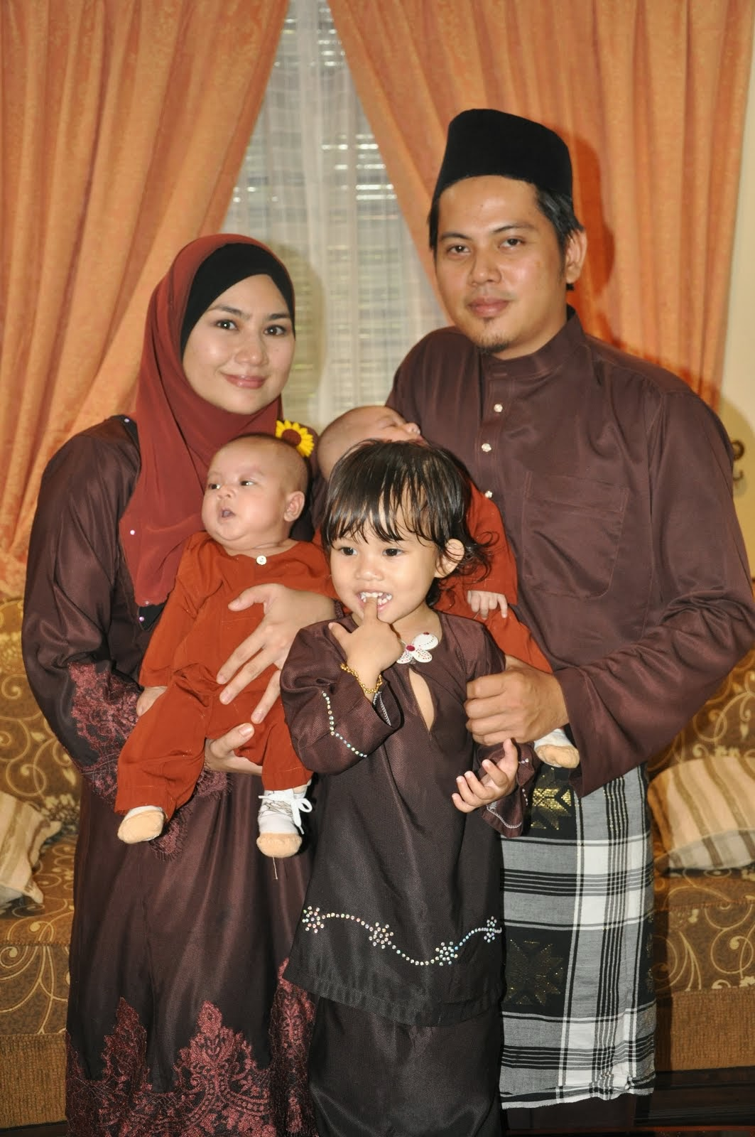My Small Family