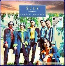Slam - Kembali Merindu (Album 1996)