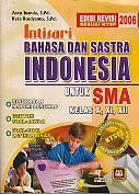 toko buku rahma: buku INTISARI BAHASA DAN SASTRA INDONESIA Untuk SMA Kelas X, XI, XII, pengarang asep juanda, penerbit pustaka setia