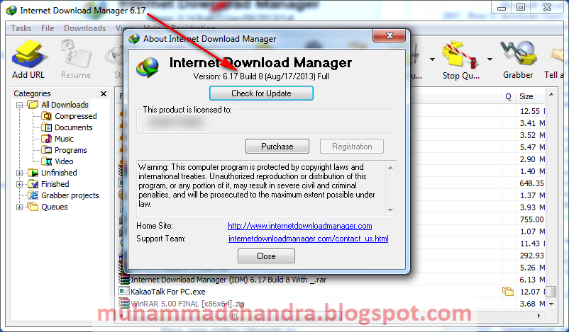 internet  manager dan patch gratis