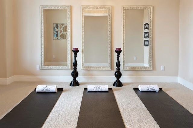 Yoga Room Yoga Studio Design Interiors Blog