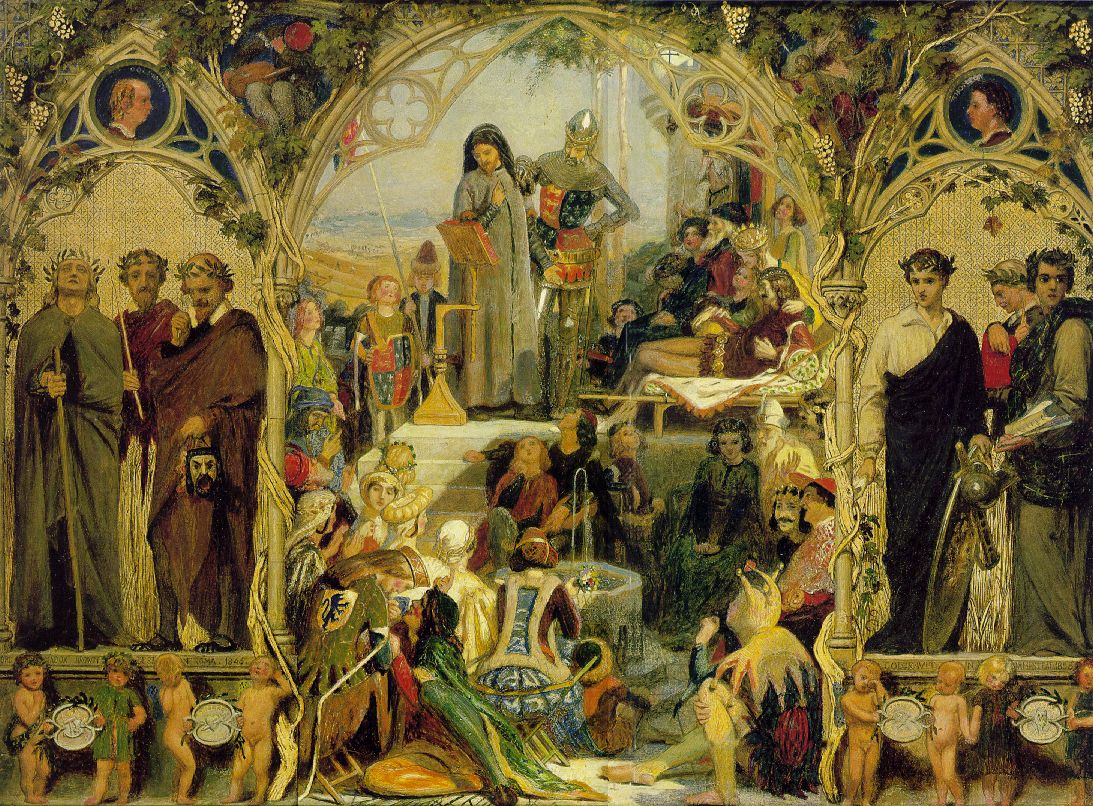 an analysis of the concept of renaissance and the work of poetry during the era Teaching history through poetry  there were actually some significant developments during this era  this strategy will work well to review a poem or concept .