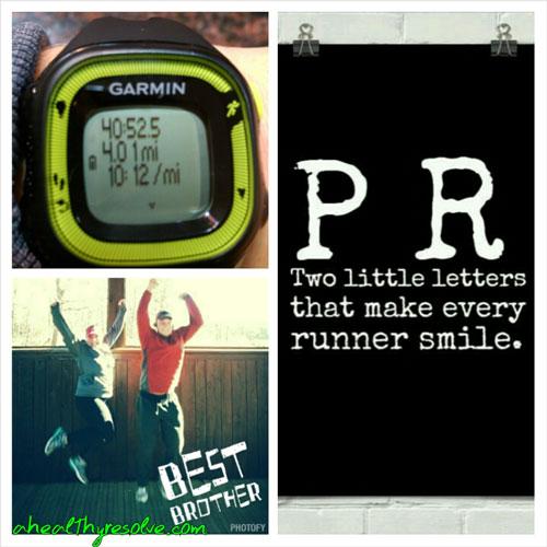 10K Training - Long Run PR